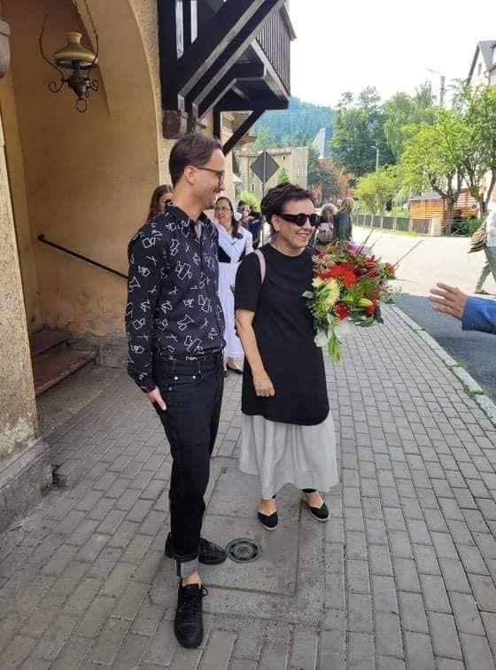 REGION, Sokołowsko: Wizyta noblistki