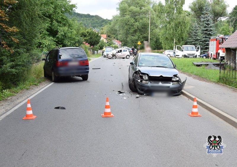 REGION, Struga: Wypadek w Strudze