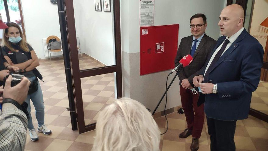 REGION, Sokołowsko: Dom opieki otwarty