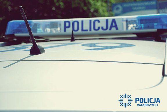 REGION, Głuszyca: Czy był pod wpływem narkotyków?