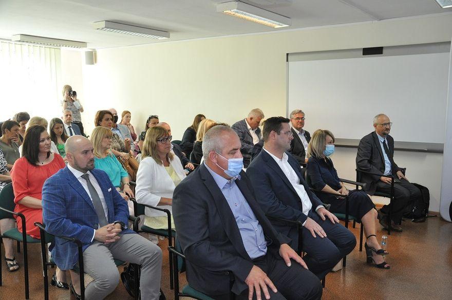 Wałbrzych: Spotkanie z wiceminister