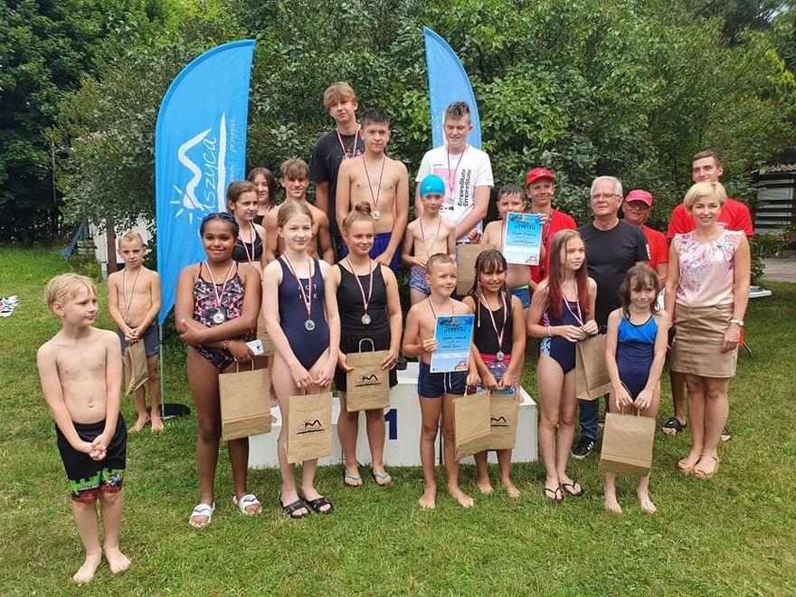 Głuszyca: Pływacy rywalizowali w Głuszycy