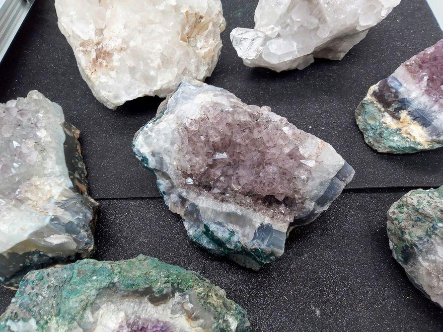 REGION, Zagórze Śląskie: Minerały i sowy