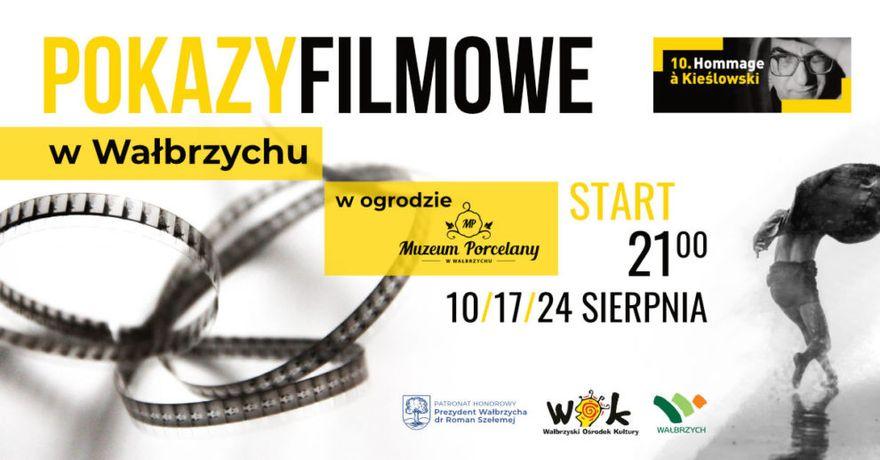 Wałbrzych: Filmy Kieślowskiego