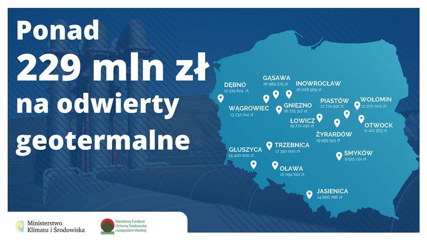 REGION, Głuszyca: Geotermalna Głuszyca