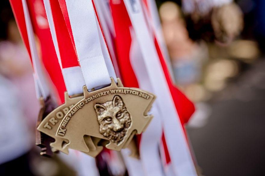 Wałbrzych: Pobiegli ku pamięci Żołnierzy Wyklętych