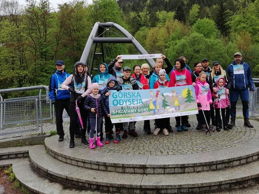 Wałbrzych/REGION: Nie śmiecimy w górach