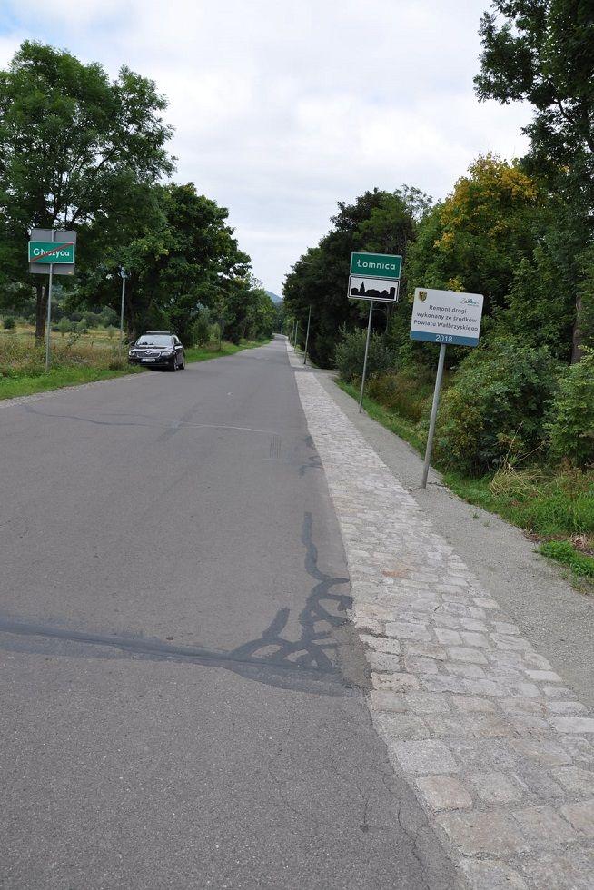 powiat wałbrzyski: Powiat z Głuszycą
