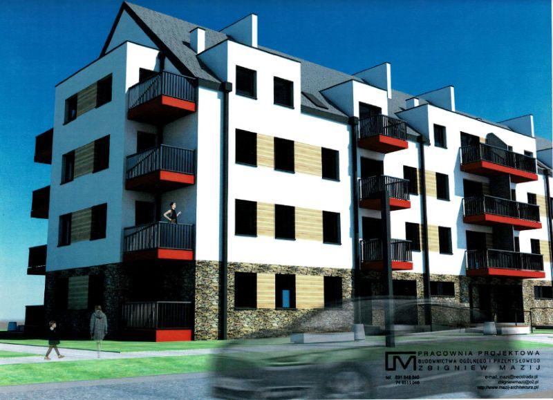 REGION, Struga: Trzydzieści nowych mieszkań