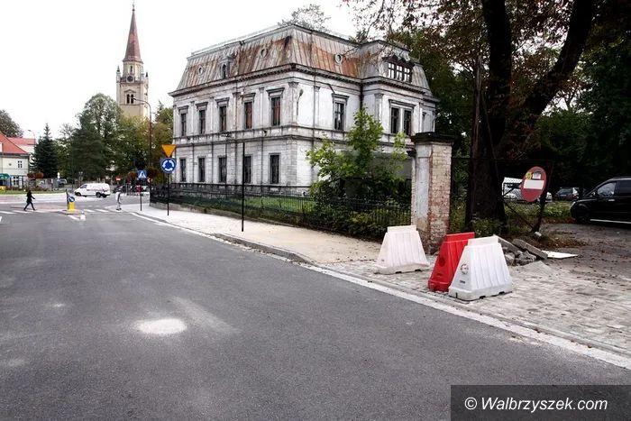 Wałbrzych: Dawna siedziba PSP do remontu