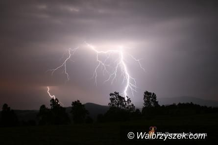 Wałbrzych/REGION: Załamanie pogody