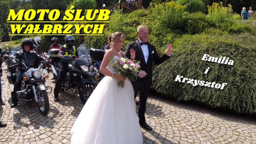 Wałbrzych/REGION: Śluby z moto obstawą