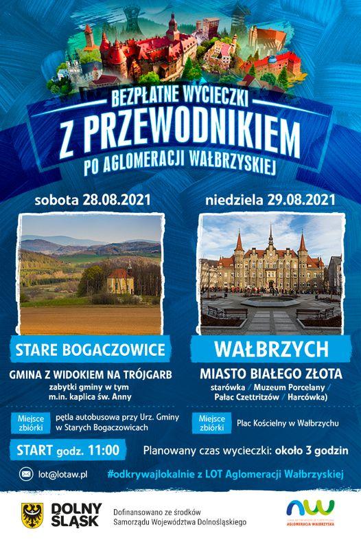 Wałbrzych/Stare Bogaczowice: Poznawaj region