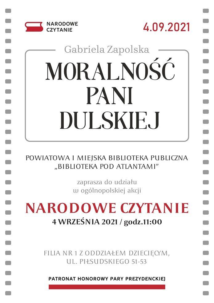 Wałbrzych: Narodowe czytanie