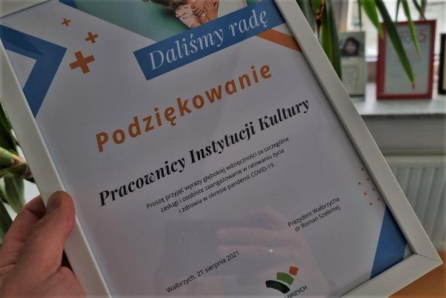 Wałbrzych: WOK zaangażowany społecznie