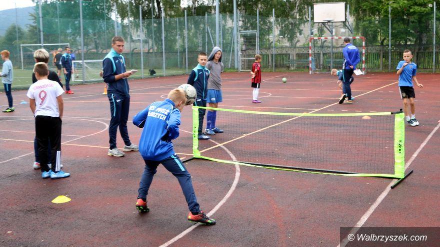 Wałbrzych: Piłkarska uczta