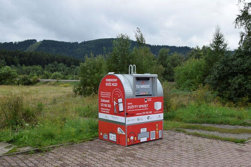 REGION, Boguszów-Gorce: Zbiorą sprzęt elektroniczny