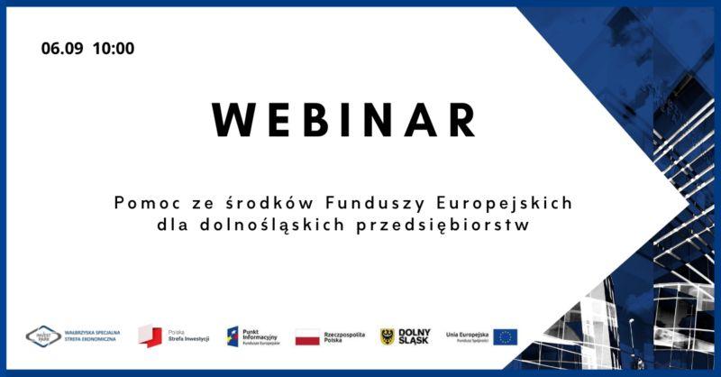 Wałbrzych/REGION: Bezpłatne webinarium