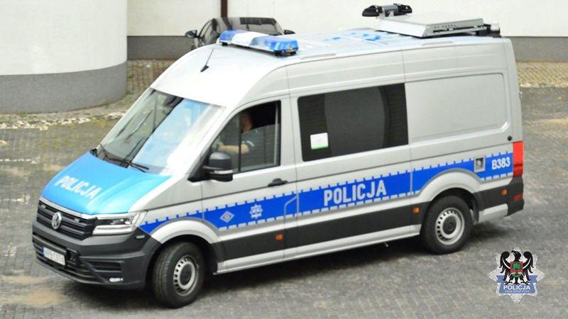 Wałbrzych: Wypadkowy bus już w KMP