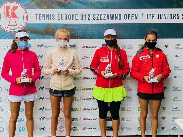 Szczawno-Zdrój: Międzynarodowy tenis