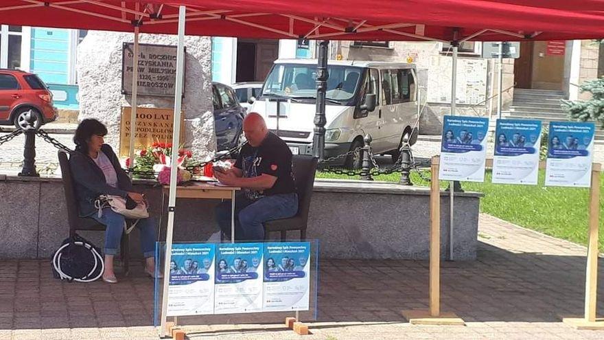 REGION, Mieroszów: Spis jest obowiązkowy
