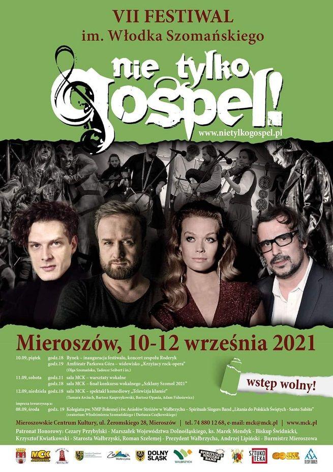 """REGION, Mieroszów: """"Nie tylko gospel"""""""