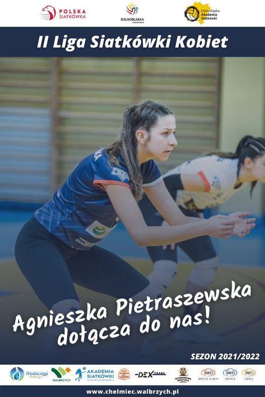 Wałbrzych: Agnieszka wybrała Wałbrzych