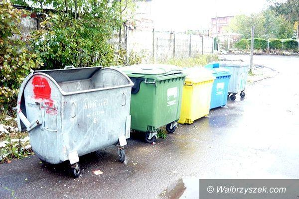 Wałbrzych: MZUK odbierze odpady