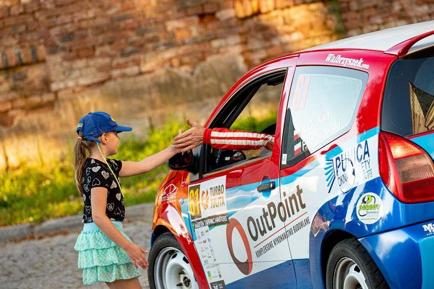REGION: Kolejne podium OutPoint Rally Team