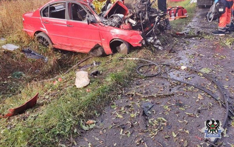 REGION, Stare Bogaczowice: Śmierć na drodze