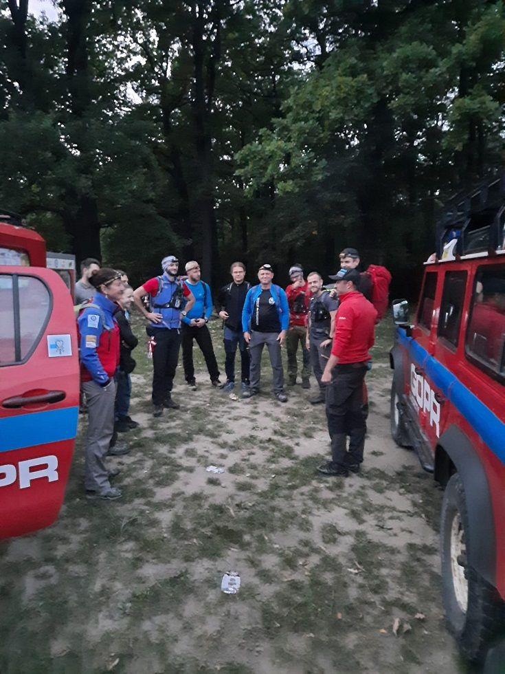 Wałbrzych/REGION: Poszukiwali zaginionych