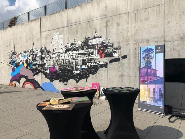 Wałbrzych: Powstał mural