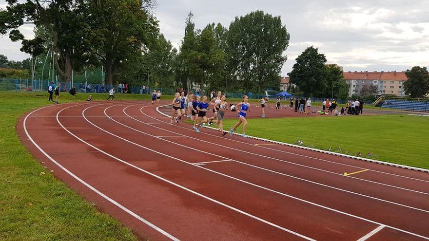 Wałbrzych/REGION: Udany sprawdzian lekkoatletów