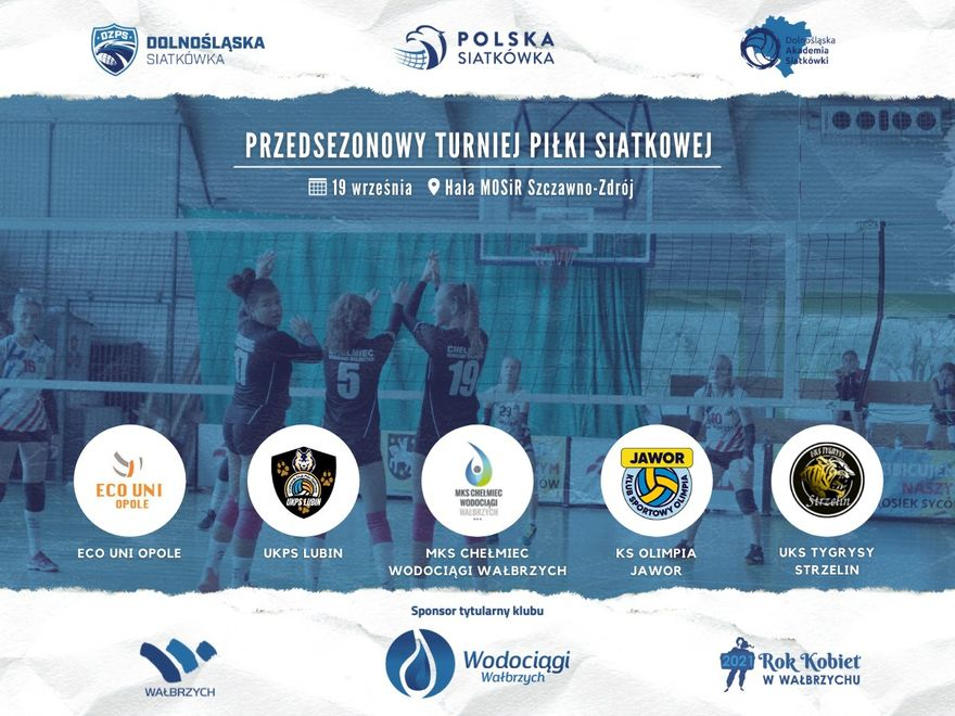 Wałbrzych/Szczawno-Zdrój: Przedsezonowy turniej