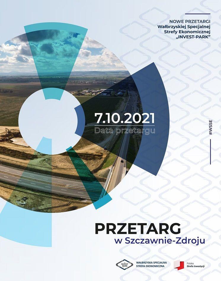REGION, Szczawno-Zdrój: Atrakcyjne działki na sprzedaż