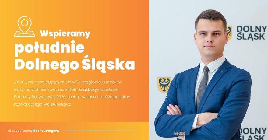 Wałbrzych/REGION: Macko szefem regionu