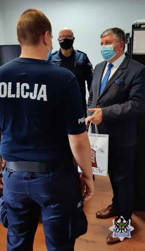 REGION, Mieroszów: Stół wrócił na miejsce