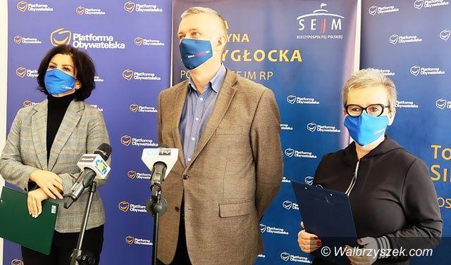Wałbrzych/Kraj: Siemoniak się tłumaczy