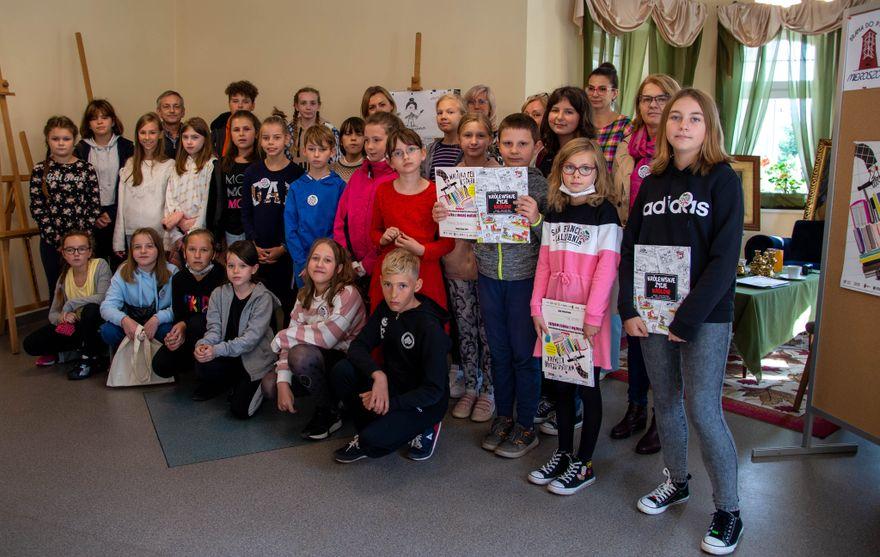 REGION, Mieroszów: Warsztaty i konkurs