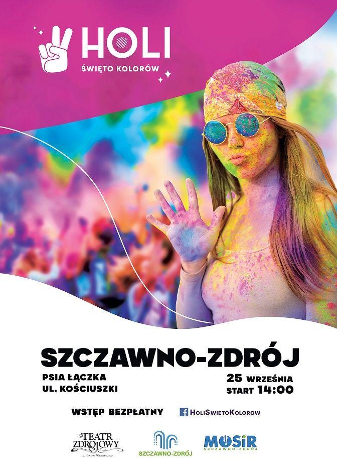 REGION, Szczawno-Zdrój: Święto kolorów