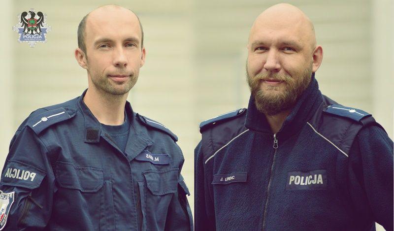 REGION, Unisław Śląski: Wbił sobie nóż