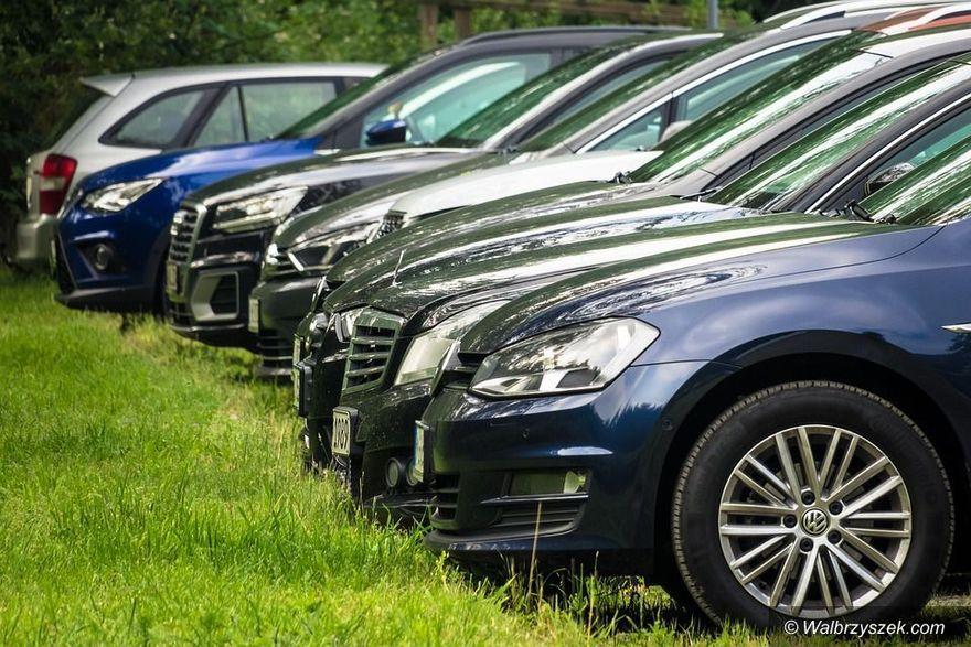 Wałbrzych: Więcej za parkowanie