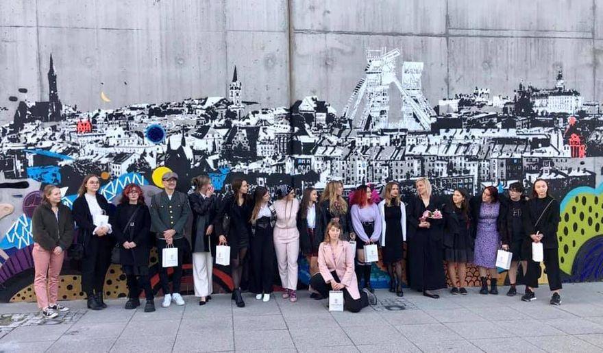 Wałbrzych: Mural już gotowy