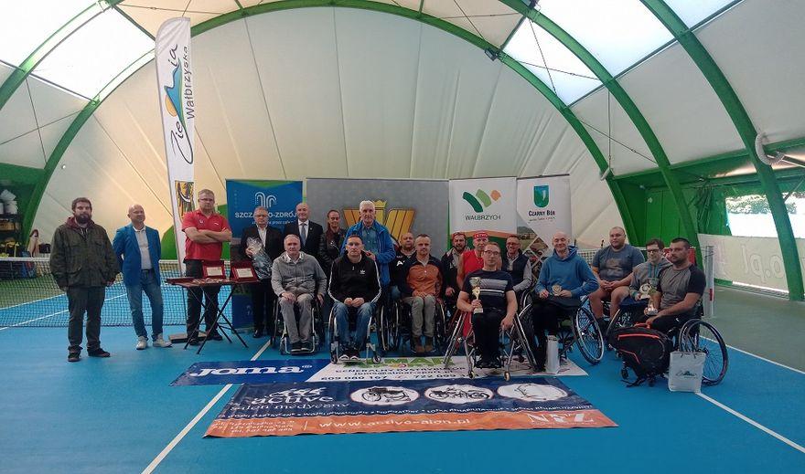 Szczawno-Zdrój: Tenis na wózkach
