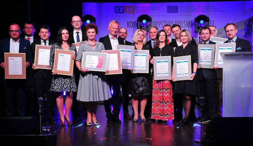 Wałbrzych/REGION: Wałbrzych nagrodzony