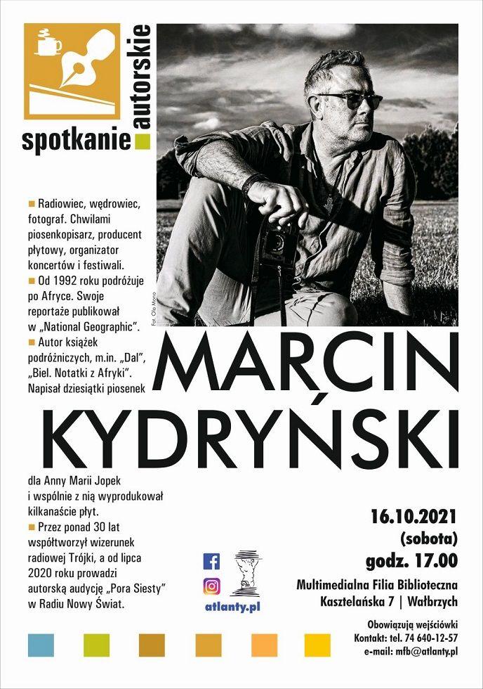 Wałbrzych: Spotkanie z Kydryńskim