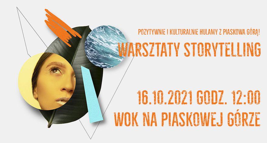 Wałbrzych: Warsztaty storytelling