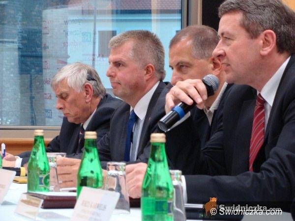 Świdnica: I Kongres Regionów w Świdnicy – program