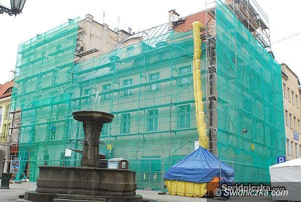 Świdnica: Powstaje nowy wizerunek bloku śródrynkowego
