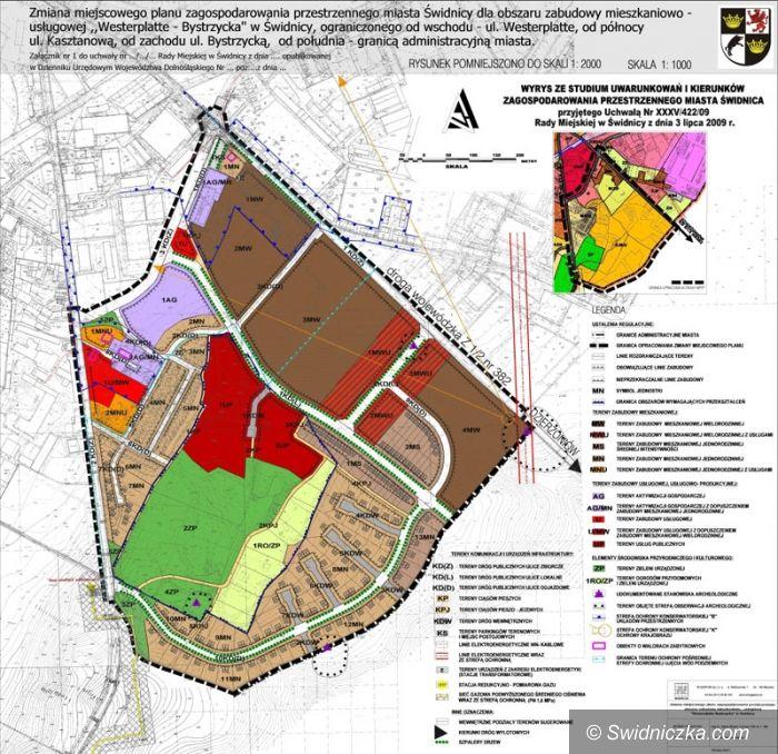 Świdnica: Będzie nowe świdnickie osiedle